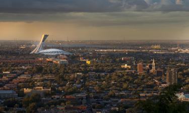 Hotéis perto de: Estádio Olímpico de Montreal