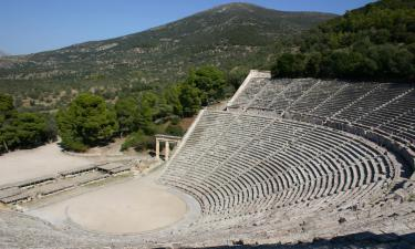 Hotels near Ancient Theater of Epidaurus