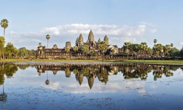 Hotels near Angkor Wat