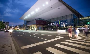 Stadthalle Graz: Hotels in der Nähe