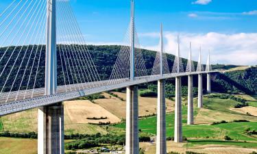 Hôtels près de: Viaduc de Millau