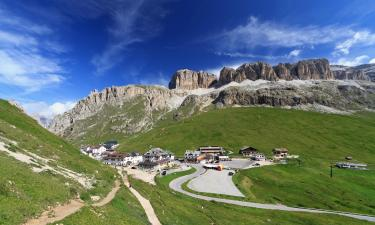 Hotels near Pordoi Pass