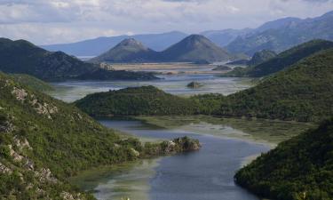 Скадарское озеро: отели поблизости