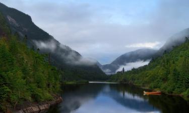 Hotéis perto de: Parc National des Hautes-Gorges-de-la-Rivière-Malbaie