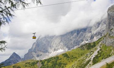 Hotels near Dachstein Glacier