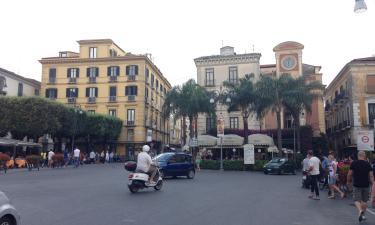 Hotels near Piazza Tasso