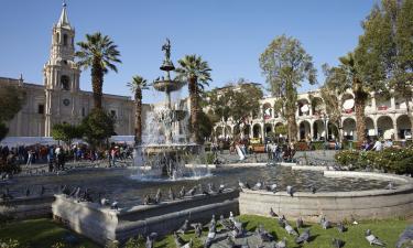 Hoteles cerca de Centro histórico de Arequipa