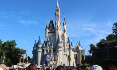Hotels near Disney's Magic Kingdom