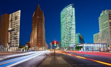 Hotels near Potsdamer Platz