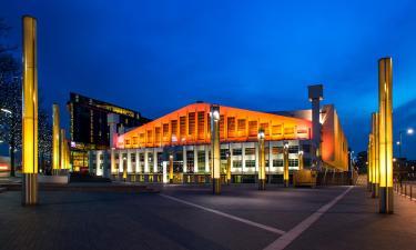Hotels near Wembley Arena