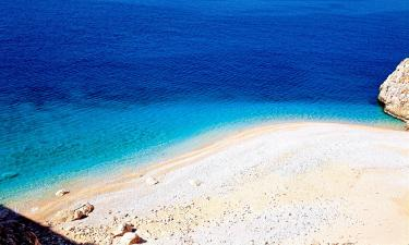 Пляж Капуташ: отели поблизости