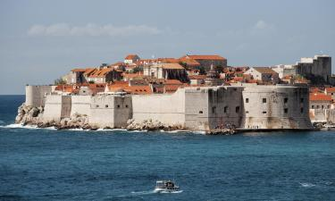 Hotels near Walls of Dubrovnik