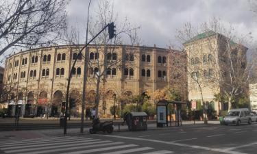 Hoteles cerca de Plaza de Toros