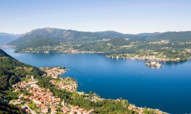 Hotels near Lake Orta Lago d Orta