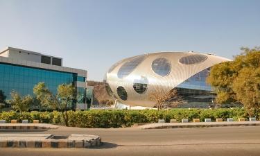 Hotels near Rajiv Gandhi Infotech Park