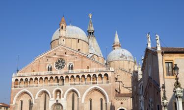Basilica di Sant'Antonio: hotel