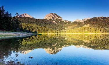 Озеро Црно-Езеро: отели поблизости