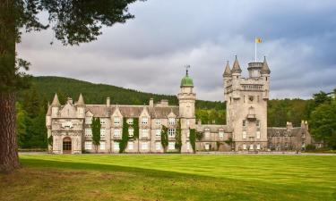 Hotels near Balmoral Castle
