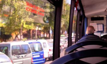Estación de autobuses de Málaga: hotel