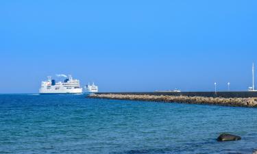 Fährhafen Puttgarden: Hotels in der Nähe