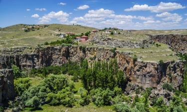 Hotels near Ihlara Valley