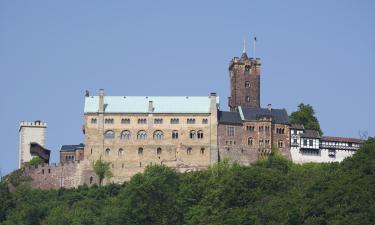 Hotels near Wartburg Castle