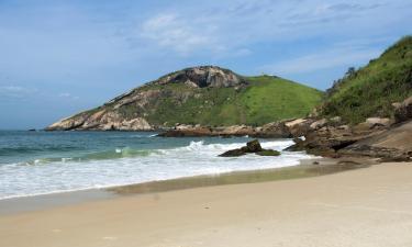 Hotels near Grumari Beach