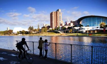 Hotels near Adelaide Convention Centre
