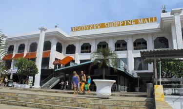 Hotels near Discovery Shopping Mall