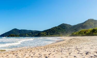 Пляж Эсталейринью: отели поблизости