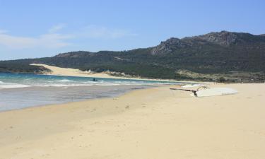 Hotels near Playa de Bolonia