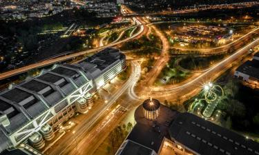 Hotels near Messe Berlin