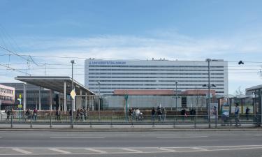 Khách sạn gần Đại học Uniklinik Frankfurt