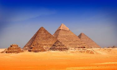 Hotels near Giza Pyramids