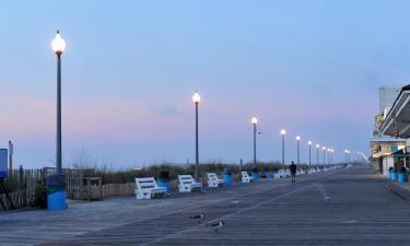 Hotels near Rehoboth Beach Boardwalk