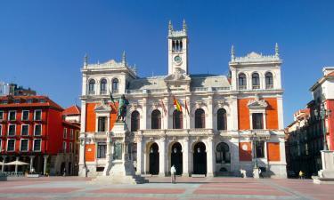 Hoteles cerca de Plaza Mayor de Valladolid