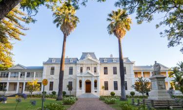 Hotels near Stellenbosch University
