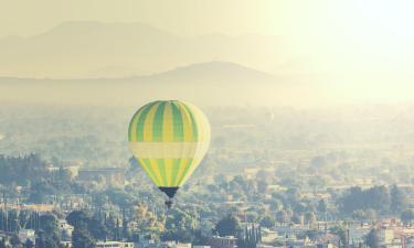 Hotels near Hot Air Balloon International Fest