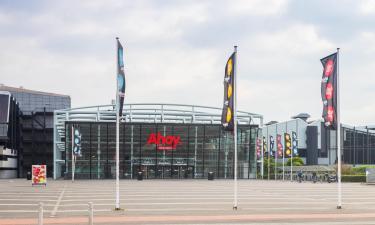 Hotels near Ahoy Rotterdam