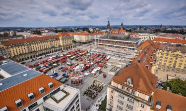 Altmarkt: Hotels in der Nähe