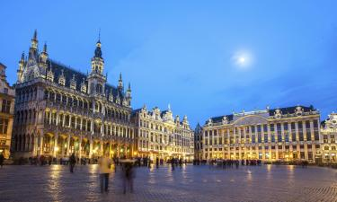 Hotels near Grand Place