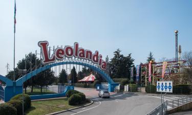 Hotels near Leolandia