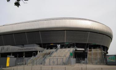 Стадион «Вертерзе-Штадион»: отели поблизости