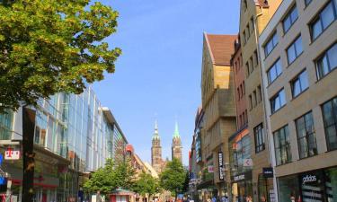 Hotels near Shopping area Karolinenstraße
