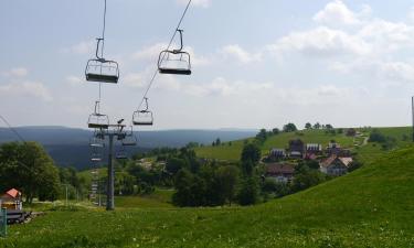 Hotels near Zieleniec Ski Resort