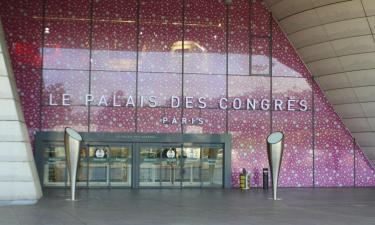 Hôtels près de: Palais des congrès de Paris