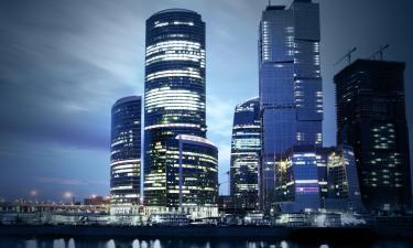 Деловой центр «Москва-Сити»: отели поблизости