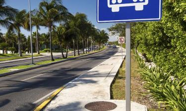 Busbahnhof von Cancun: Hotels in der Nähe
