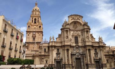 Hoteles cerca de Catedral de Murcia
