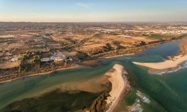 Hoteles cerca de Playa Cacela Velha